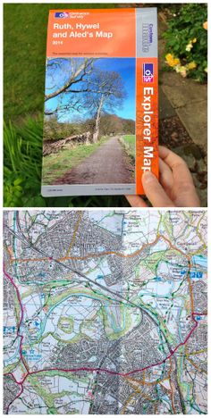 Custom Made Ordnance Survey Map