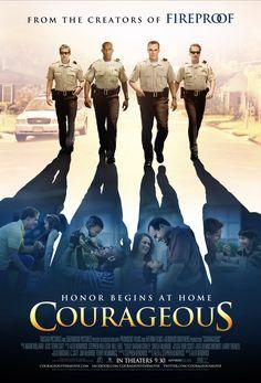 Couragous. A wonderful movie! Opened up my eyes!