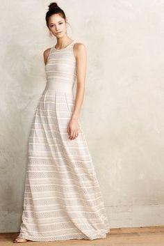Cecelia Prado Isolde Sweaterknit Maxi Dress