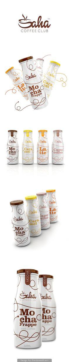 Iced Coffee Packing - Saha by David Espinosa