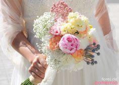 Tul y Flores · Inspiración para tu boda: Flores