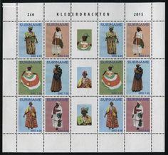 Suriname - Traditional Dress 2015