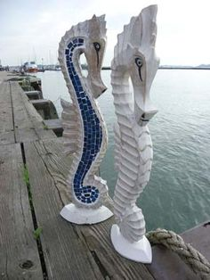 Big Pictures of Seahorses | Seaside Gifts - maritime and nautical gifts and beach decorations in ...