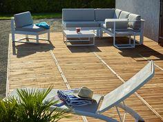 Best Les Terrasses Bois Images On Pinterest Natural Materials - Poser une terrasse bois 2