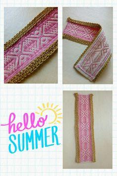 Handmade embroidery edging Hello Summer, Traditional, Embroidery, Handmade, Needlepoint, Hand Made, Craft, Drawn Thread, Cut Work