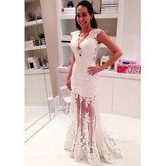 """125.1 mil curtidas, 848 comentários - Isabella Narchi (@isabellanarchi) no Instagram: """"Muito amor por esse Ready-to-wear! 👗❤ Amei!! #news #readytowear #atelierisabellanarchi…"""""""
