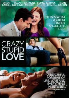 Crazy Stupid Love ~ great movie!