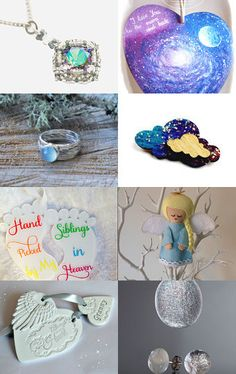 Made in Heaven by Agnieszka Kopec on Etsy--Pinned with TreasuryPin.com