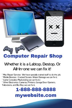 Design Preview  Employment Small Biz    Computer Repair