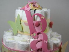 diaper cake instructions step by step - Google Search