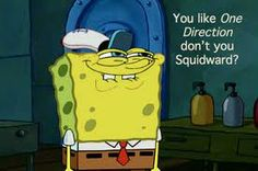 Hahahahahaa! This made me giggle(:....reminds me of some people who say theyre not directioners