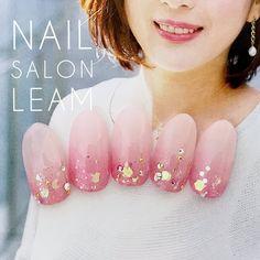 Cute Nails, Pretty Nails, Fingernails Painted, Korean Nails, Kawaii Nails, Girls Nails, Japanese Nails, Gel Nail Designs, Healthy Beauty