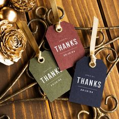 Wedding Tags, Diy Wedding, Tag Design, Creative Thinking, Hang Tags, Resin Crafts, Gift Packaging, Letterpress, Holiday Gifts