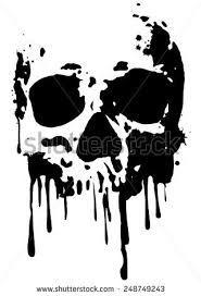 Image result for grunge skulls