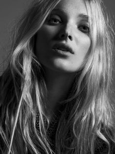 """Elsa Hosk-Born: November 7, 1988, Stockholm, Sweden-Height: 5' 10"""" (1.77 m) - Elsa Anna Sofie Hosk is a Swedish fashion model who has worked for a number of leading brands including Dior, Dolce & Gabbana, Ungaro, H&M, Lilly Pulitzer and Guess."""