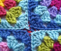 14 ways to Join your Crochet - Monstery Yarns ♡ Teresa Restegui http://www.pinterest.com/teretegui/ ♡