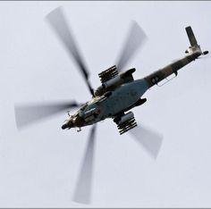 Mil Mi-28 Havoc..