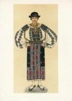 Gallery.ru / Фото #1 - 32 - Fleur55555 Folk Costume, Costumes, Romanian People, Old Folks, Folk Embroidery, N21, The Borrowers, Folk Art, Popular
