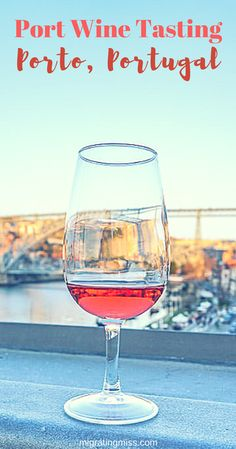 Exploring the Port Wine Cellars of Porto, Portugal. Visit the Port wine cellars in Porto and do a Port wine tasting at the places where Port is made! Just another top thing to do in Porto, and an awesome reason to visit.