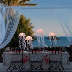 Ocean inspired wedding receptions - Google Search