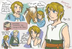 """aufi-creative-mind: """"LoZ - BAPY TWILIGHT: Child/Preteen TP Link I have been having these Bapy Twilight feels and ideas of what life must had been like for Twilight growing up in Ordon Village prior to. Foster Parenting, Twilight Princess, What Is Life About, Scribble, The Fosters, Growing Up, Mindfulness, Creative, People"""