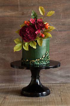Cake by Lina Veber #bakministeriet