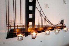 Photophore Pont de Manhattan
