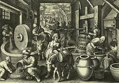 Olive oil history
