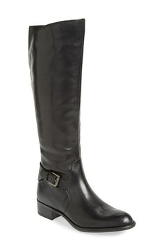 Franco Sarto 'Craze' Knee High Leather Boot (Women) available at #Nordstrom