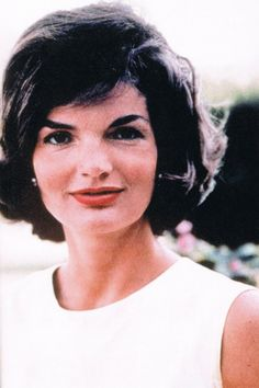 "Jacqueline ""Jackie"" Lee Bouvier Kennedy Onassis -- for people who wanted to get specific."