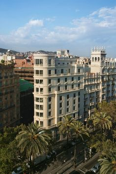 Best Hotels In Barcelona Spain