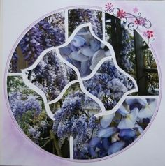 Voici la magnifique page de ma tendre Anne Marie avec un mélange de PIR² et Hawaï