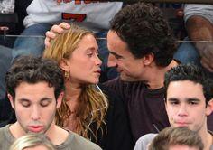 Mary-Kate Olsen y Olivier Sarkozy, no puedo apartar mis ojos de ti #famosas #actrices #people #celebrities