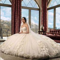 Rami Salamoun #ramisalamoun #MalibuBridal #moda #weddingdress #novias #weddinginspiration #wedding #hautecouture #fashion #dreamwedding #bridal #instawedding #blog #fashionblogger #love #instagood #españa #bbmas #photooftheday #beautiful #happy #instadaily #tflers #lebanon #soulmate #like4like #friends #instamood #tuesday