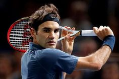 Roger Federer ATP World Tour Finals 2015