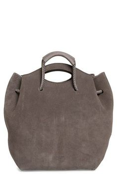 51b059fd7e86 Free shipping and returns on Pedro Garcia Suede Drawstring Bucket Bag at  Nordstrom.com.