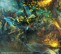 Jaw-Dropping TRANSFORMERS: AGE OF EXTINCTION Concept Art by Emiliano Santalucia « Film Sketchr