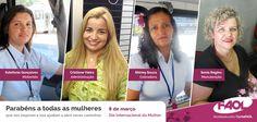 Comemoração do Dia Internacional da Mulher - 2014