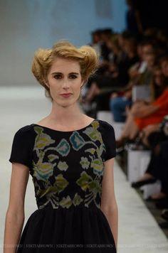 towWORLDS 2013 Silk Jumpsuit, Peplum Jacket, Ruffle Shirt, Formal Dresses, Jackets, Shirts, Color, Vintage, Collection
