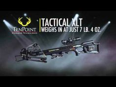 TenPoint Tactical XLT AcuDraw Crossbow Package - http://huntingbows.co/tenpoint-tactical-xlt-acudraw-crossbow-package/