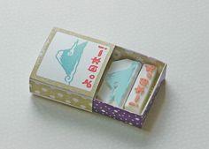 Mt. Fuji Stamp / 作り手:tamaya