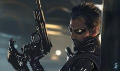 Adam Jensen - Deus Ex Mankind Divided by TheSig86 on DeviantArt