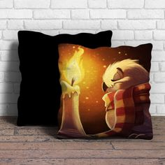 Hedwig Harry Potter Pillow | Aneend