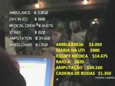Real conta de se dirigir bêbado - Bar Aurora e Boteco Ferraz
