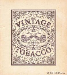 - V.Tobacco - JCDesevre