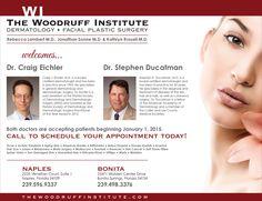 Newspaper Advertisement #amygraudesign #dermatology