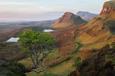 Isle of Skye awakens on The Quiraing.
