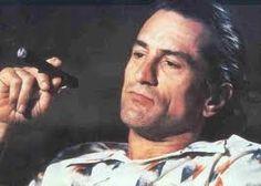 Robert De Niro & Cigar