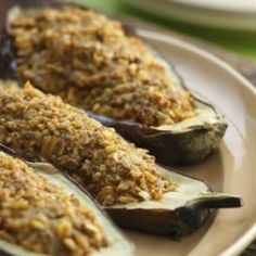 Indian-Spiced Stuffed Eggplant Recipe