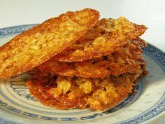 Cooking Weekends: Lace Cookies